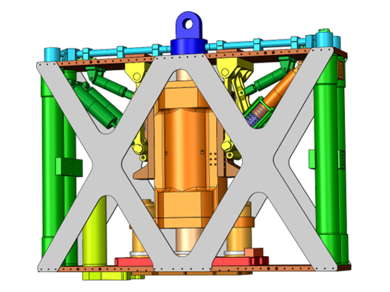 3D image of the Effector